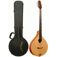 Gold Tone Model BZ-500 8-String Irish Bouzouki Mandolin with Hardshell Case