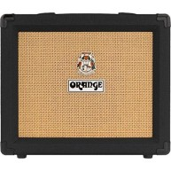 Orange Crush Series CRUSH20RTBK Black 20 Watt Guitar Amplifier w/ Built In