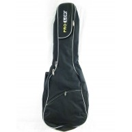 Pro-Lok 4mm Padded Nylon Black Dreadnought Guitar Gig bag #D0120