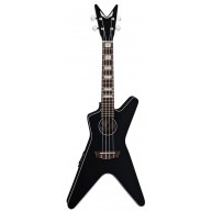 Dean Ukulele ML Classic Black Acoustic Electric Ukulele w/ Gig Bag UKE ML E