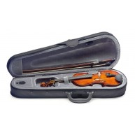 Stagg Half-Size Maple and Spruce Student Violin with Case, Bow, Rosin VN 1/