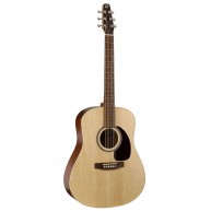 Seagull Coastlines S6 Spruce, Solid Top Semi-Gloss Acoustic Guitar #029532