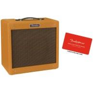 Fender Pro Junior IV 15 Watt Tube Guitar Combo Amplifier w/3 months Play Ca