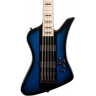 Jackson David Ellefson Megadeth Signature Kelly Bird 5-String Bass Guitar