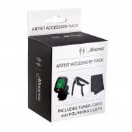 Alvarez Artist Guitar Accessory Pack - Includes Capo, Polish Cloth, and Tun