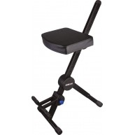 Quik Lok Model DX-739 Ergonomic Adjustable Musician's Performance Stool