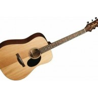 Jasmine model J35 Dreadnought Size Acoustic Guitar - Natural Finish