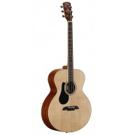 Alvarez Model ABT60L Solid Top Baritone Left-Handed Acoustic Guitar