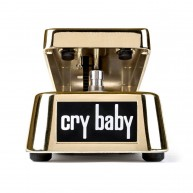 Dunlop Limited 50th Anniversary Gold Cry Baby WahWah Guitar Pedal #GCB95G