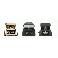 Dunlop Cry Baby Bundle, GCB95G, CBM535Q, JHM9  - 3 Pedals for the Price of
