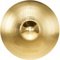 "Sabian Model NP1708N Neil Peart RUSH 17"" Paragon Medium Crash Drum Cymbal"