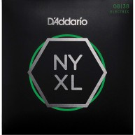 D'Addario NYXL Nickel Plated Electric Guitar Strings, Extra Light 08-38 NYX