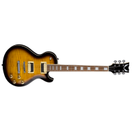 Dean Thoroughbred X FM Trans Brazilia Burst Solid Body Cutaway Electric Gui