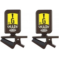 Snark Napoleon Clip-on Ukulele Tuner N-6, Pack of 2 - Small But Mighty !
