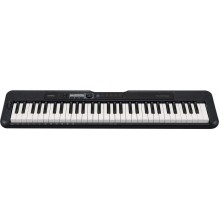 Casio Casiotone, 61-Key Portable Electronic Keyboard with USB Model CT-S300
