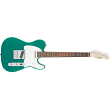 Fender Squier Affinity Series Telecaster Electric Guitar Race Green #0370200592