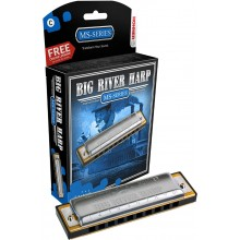 """Hohner Big River Harmonicas in the Key of """"E"""" Diatonic - Made in Germany #590BXE"""