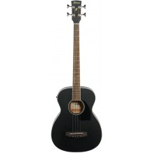Ibanez PCBE14MHWK 4-String Grand Concert Acoustic Electric Bass Guitar Weathered