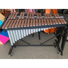 Ross Model R409 3 Octave Marimba with Stand, bags, mallets, cover and more !