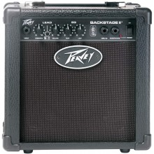 Peavey Backstage II 10-Watt 1x6 Combo Guitar Amplifier #00590630