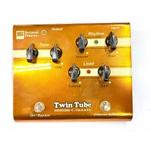 Seymour Duncan SFX03 Twin Tube Classic Tube Overdrive Effects Pedal, True Bypass
