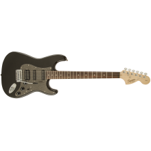 Squier by Fender Affinity Series Stratocaster HSS, Montego Black Metallic
