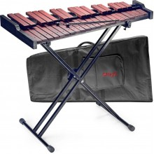 Stagg XYLO-SET 37 Key Desktop Xylophone Complete With Mallets, Stand and Gig Bag