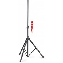 Stagg SPS60-ST LFT BK Heavy Duty Hydraulic Steel Tripod Black Speaker Stand
