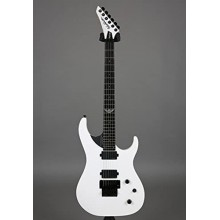 Washburn Parallaxe Series Double Cutaway Solid Body Electric Guitar White - NOS