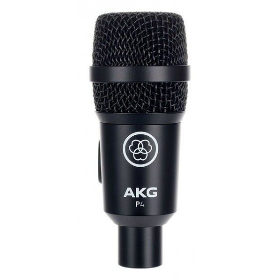 AKG Perception P4 Dynamic Instrument Mic