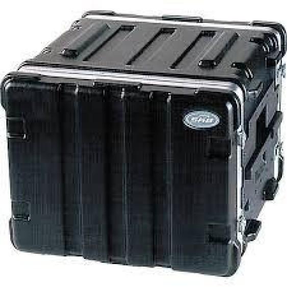 Nice Used SKB 8 Space ATA Rack case