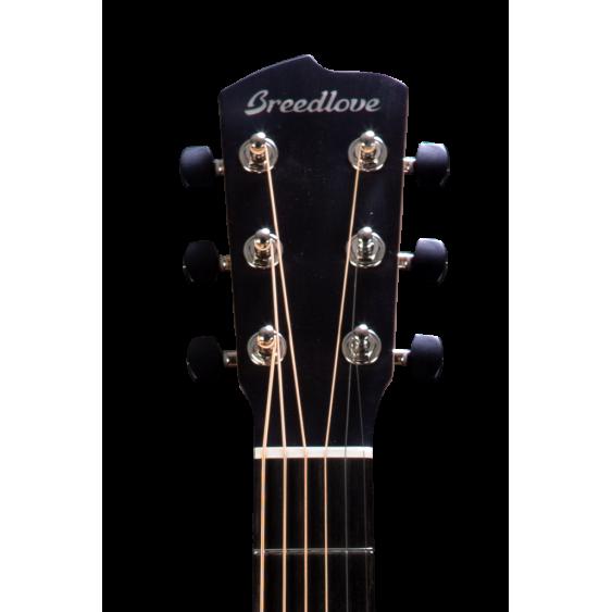 Breedlove Oregon Concertina CE All Solid Myrtlewood Acoustic Electric Guitar