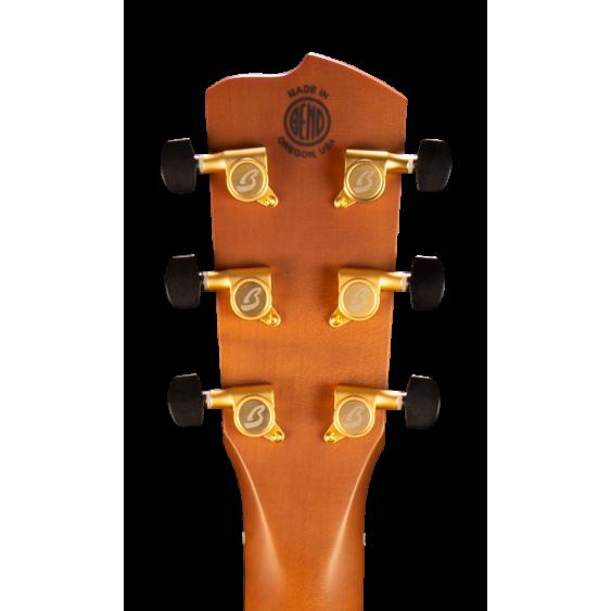 Breedlove Oregon Concerto Cinnamon CE Solid Myrtlewood Acoustic Electric Guitar
