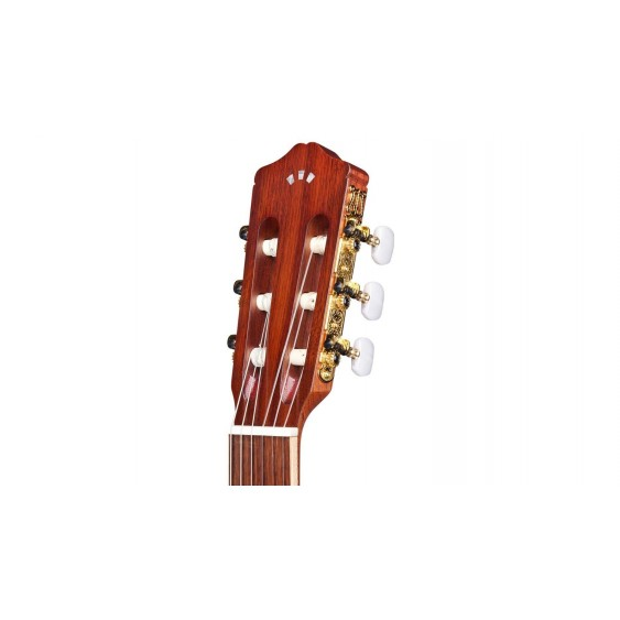 Cordoba C4-CE Solid Cedar Top Acoustic Electric Classical Guitar -Blem #LJ21