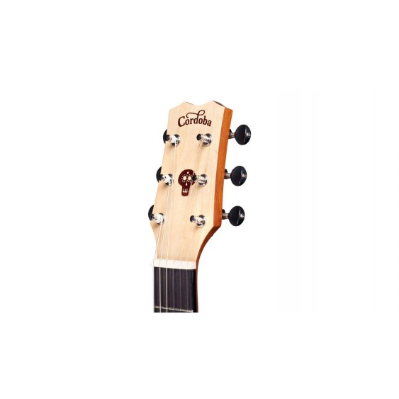 """Cordoba """"COCO"""" Mini Spruce top Acoustic Guitar from the Pixar Movie - Blem #Q688"""