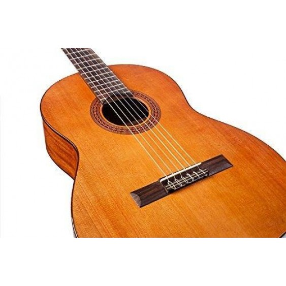 Cordoba Dolce 7/8 Size Classical Solid Cedar & Mahogany Guitar w/bag -Blem A366