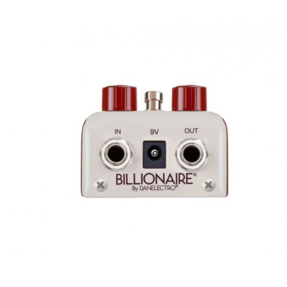 Danelectro Billionaire Cash Cow Distortion Overdrive Guitar Effects Pedal #BC-1