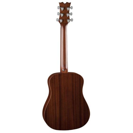 Dean Flight Steel String Spruce 3/4 Size Travel Acoustic Guitar w/Bag # FLY SPR