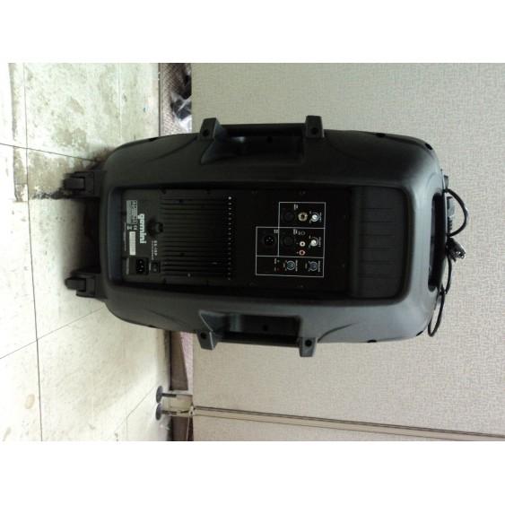 Gemini VHF04HHM Wireless Microphone system