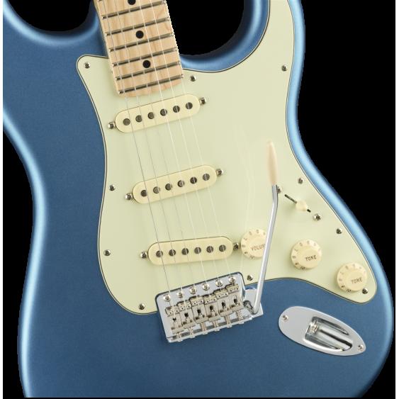 Fender American Performer Stratocaster Lake Placid Blue, +Bag