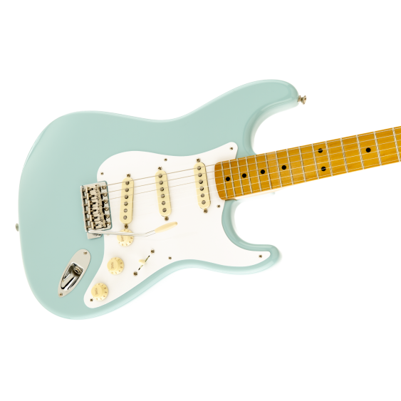 Fender Classic Series '50s Stratocaster in Daphne Blue Electric Guitar w/Bag