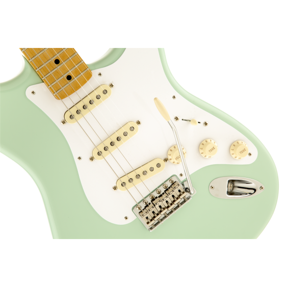 Fender Classic Series '50s Reissue Stratocaster in Surf Green with Gig Bag