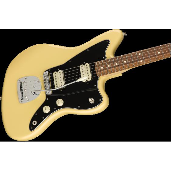 Fender Player Series Jazzmaster, Buttercream Finish, Pau Ferro Fingerboard - MIM