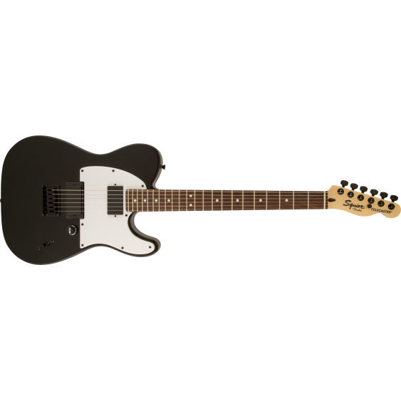 Fender Squier Jim Root Telecaster®, Laurel Fingerboard, Flat Black