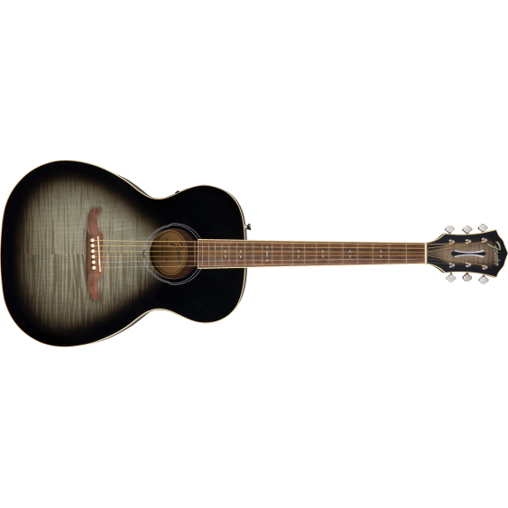 Fender FA-235E Concert Size Acoustic Electric Guitar in a Moonlight Burst Finish