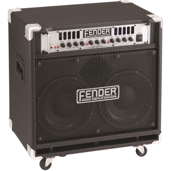 Fender TB-600C 2x10 400 Watt Electric Bass Guitar Combo Amplifier - B-Stock