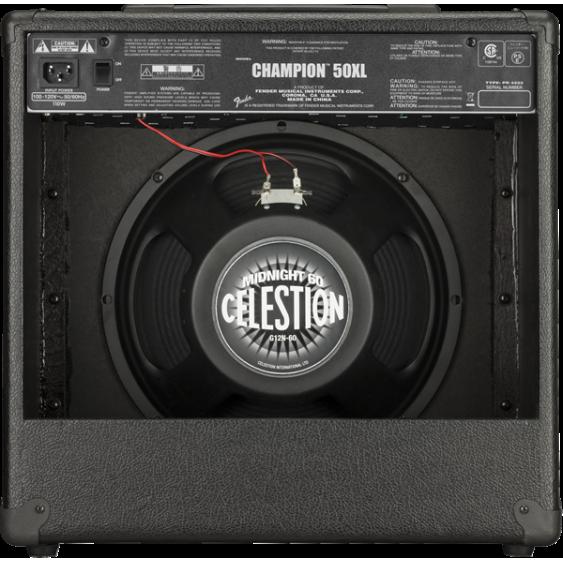 Fender CHAMPION 50XL 120V MODEL #: 2330500000  50 watt modeling amp - Demo