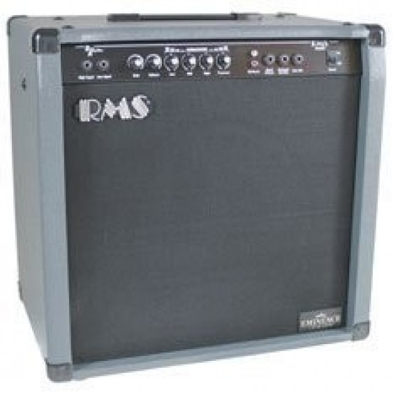 rmsb80 80 watt bass guitar combo amp amplifier with 12 celestion speaker by rms. Black Bedroom Furniture Sets. Home Design Ideas