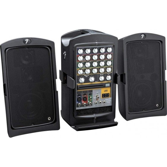 Fender Passport® Deluxe Model PD-150 , Portable Powered PA System 120V, - Demo