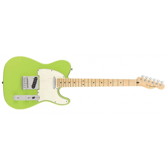 Fender FSR Player Series Guitar Telecaster in Limited Electron Green Finish